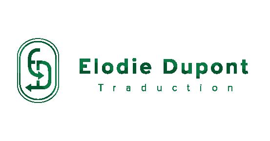 Elodie Dupont Traduction